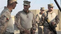Two U.S. generals ousted over failure to secure Afghan base