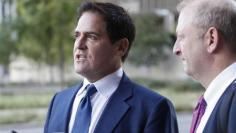 Billionaire Mark Cuban cleared of insider trading; blasts U.S. government