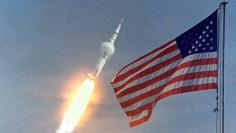<p>From 1961 to 1969, the United States and the USSRwere engagedin an intense battleto land the first man on the moon.Five days after Apollo 11 lifted off into space on July 16, 1969, as millions of Americans watchedonTV,this countrywon the race