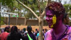 <p>Students enrolled in the Semester-in-India program take part in lectures and discussions at Madras Christian College in Chennai, as well as go on guided trips throughout India and the UAE and Oman. While at Madras, students enjoy meals prepared by go