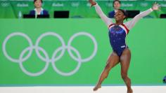2016 Rio Olympics - Artistic Gymnastics - Women's Individual All-Around Final
