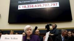 Federal Reserve Board Chair Yellen testifies before House Financial Services Committee  in Washington