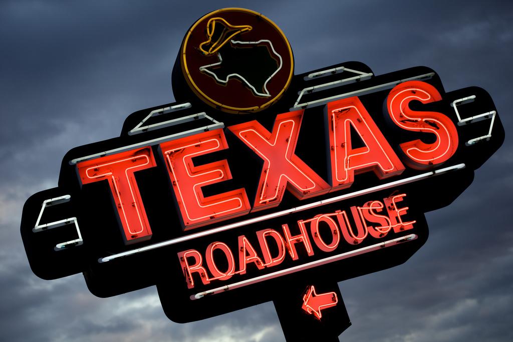 13. Texas Roadhouse