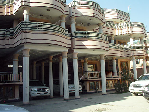Afghan Hotel