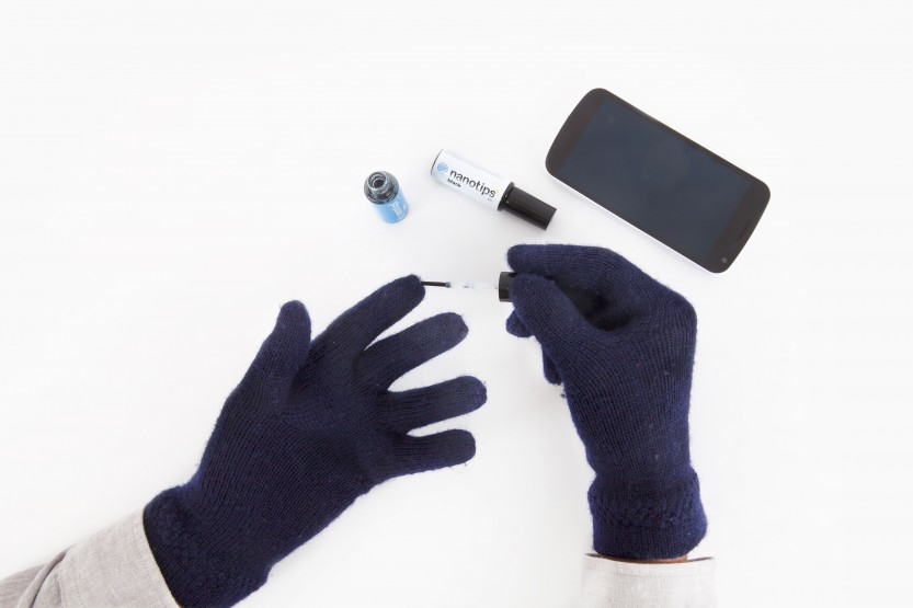Tech: Touch Tonic for Gloves, $20