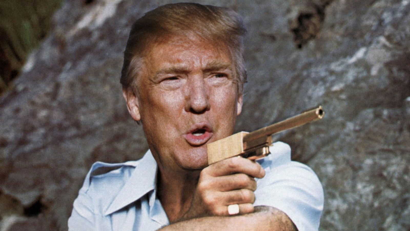 Donald trump i always carry a gun the fiscal times