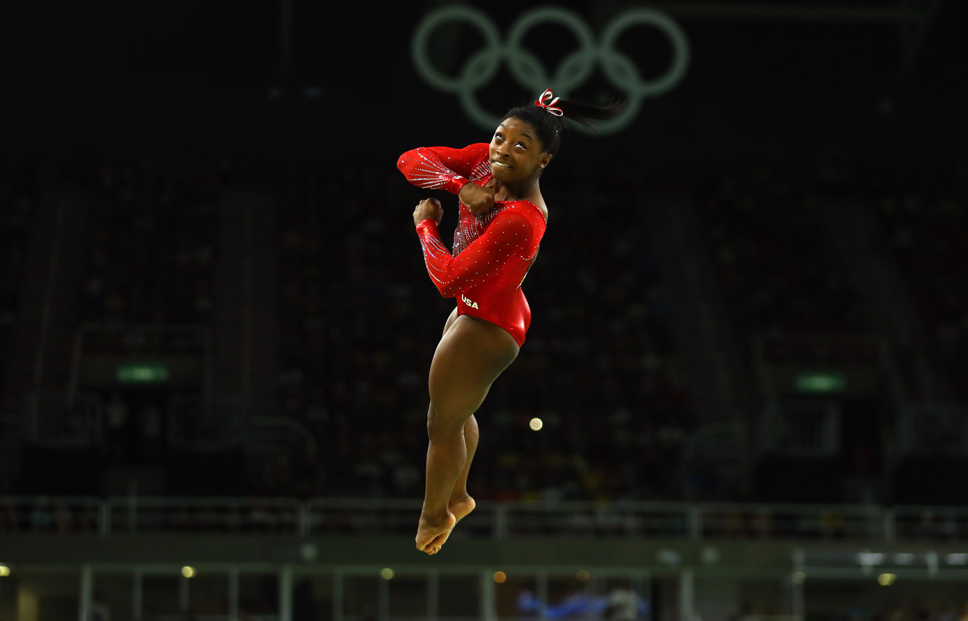 2016 Rio Olympics - Artistic Gymnastics - Women's Vault Final