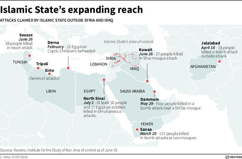 ISIS Attacks