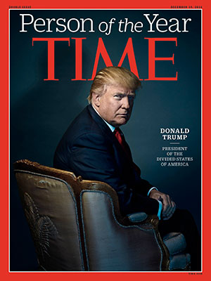 Trump: Person of the Year